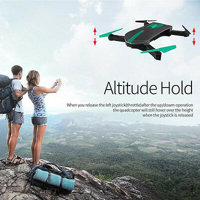 JY018 Mini Dron Foldable WiFi HD FPV Camera Quadcopter Selfie Drone RC Drones