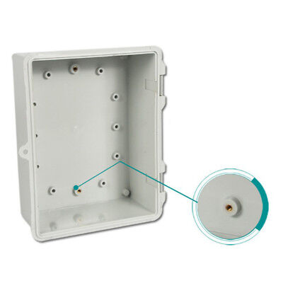 Waterproof Instrument Outdoor Electronic Junction Box Fireproof Terminal Cable