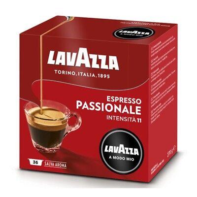 144 original capsules Lavazza A Modo Mio espresso coffee pods 6 flavour 36 108 5