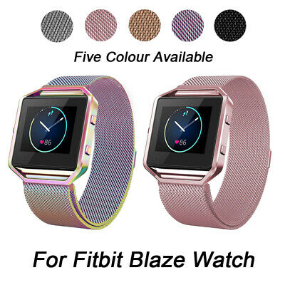 For Fitbit Charge 2 3 Blaze Tracker Alta HR Replacement Watch Wrist Strap Band 8