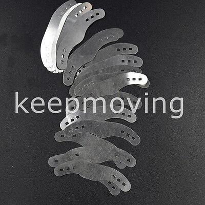 Dental Matrix Bands Retainer Tofflemire Stuck Clip + 20Pcs Large Formation Piece 7