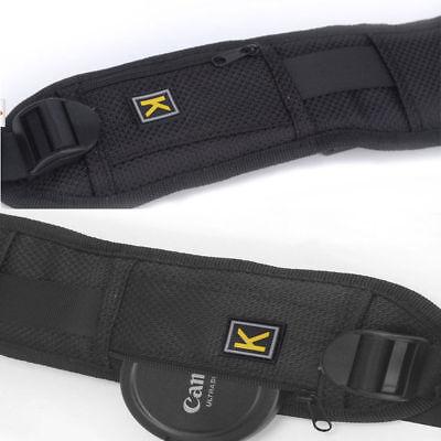 Quick Sling Camera Single Shoulder Belt Strap SLR DSLR Cameras Canon Sony Nikon# 7