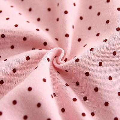 Girls Kids Children Pyjamas long sleeve Nightwear Cotton Night Dress Nightie 8
