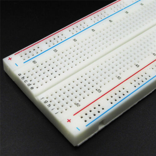 MB-102 Solderless Breadboard Protoboard 830 Tie Points 2 Buses Test Circuit JHC 6