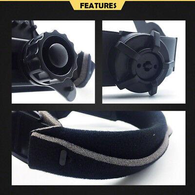New Solar Auto Darkening Welding Helmet Mask ARC TIG MAG High Quality AU 8