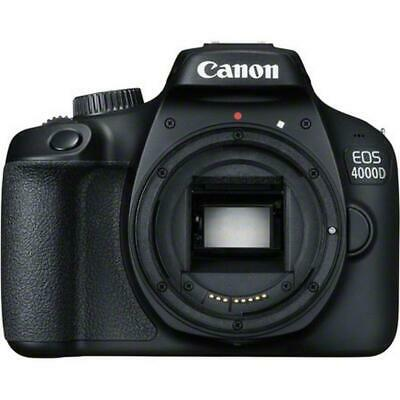 Canon EOS 4000D Rebel T100 18MP DSLR Camera + EF-S 18-55mm and EF 75-300 Lenses 2