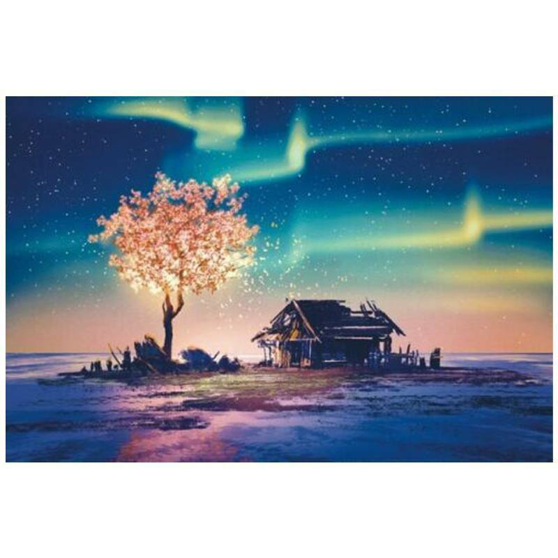 Kids Adult Puzzle 1000 Pieces Mini Jigsaw Decompression Game Toys Gifts Home 8
