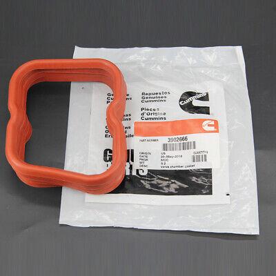 6PCS Valve Cover Gasket w// Seals fit for Dodge Cummins 89-98 12V 6B 6BT 5.9 Well
