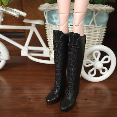 Fashion High Heel Shoes For Blyth Dolls 1/6 Fashion Boots For Licca Doll Shoes 3