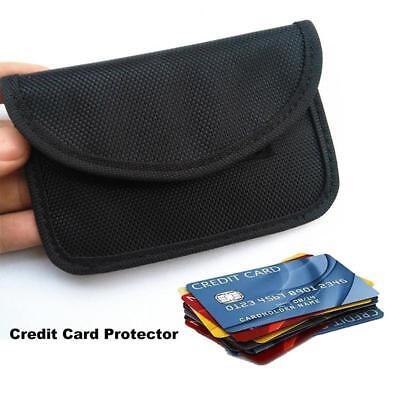 2x Car Key Keyless Entry Fob Signal Blocker Wallet Faraday Bag Pouch Case Large 3