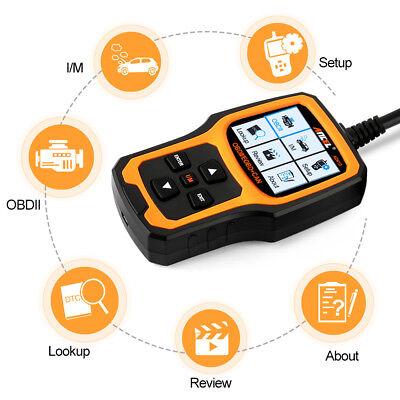 Ancel OBD2 EOBD Car Fault Code Reader Scanner Diagnostic Auto Engine Scan Tool 7