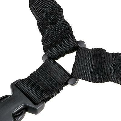 Tactical One Single Point Sling Strap Bungee Rifle Gun Sling with QD Buckle 9