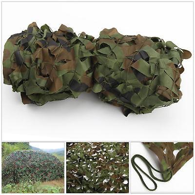 3x5M Camouflage Jagd Tarnnetz Armee Army Tarnung Camo Hunter Army Military DE 4
