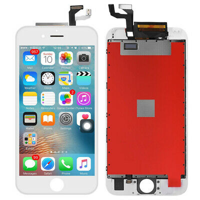 """For iPhone 6S 4.7"""" White LCD Display Touch Screen Digitizer Assembly Replacement 7"""