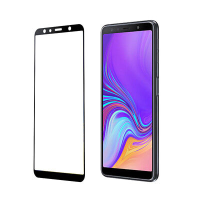 For Samsung Galaxy A7 2018 A750 3D Full Cover Tempered Glass Screen Protector 7
