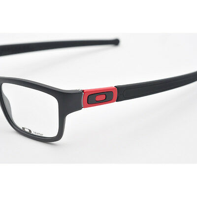 EYEGLASS FRAMES-OAKLEY MARSHAL OX8034-0951 Black/Ferari Red 51mm ...