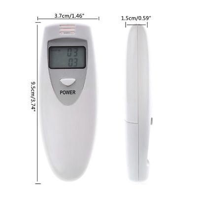 Portable MINI Digital LCD Alcohol Breath Tester Analyzer Breathalyzer Quick AUS 4
