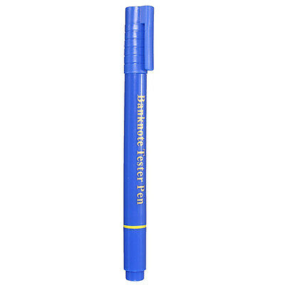 Counterfeit Fake Forged Money Bill Bank Note Checker Detector Marker Tester Pen 5