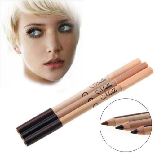 2 in 1 Doubleend Make Up Waterproof Eyebrow Pen + Foundation Concealer Pencil*` 2