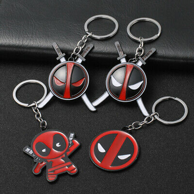 Marvel Avengers Thor's Hammer Metal Keyring Keychain Key Chain Punk Thor Batman 3
