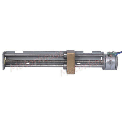 Long Lead Precision Linear Screw Nut Slider 5V 2-phase 4-wire Mini Stepper Motor 2