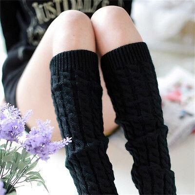 Scaldamuscoli invernali lavorati a maglia all'uncinetto da donna WFIT 4