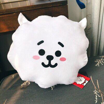 Cute Bangtan Boys BTS bt21 Plush Pillow Toy TATA VAN COOKY CHIMMY SHOOKY KOYA 10