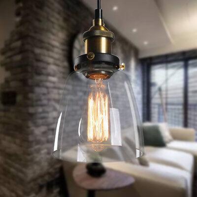 Lustre Suspension Luminaire Vintage Edison Industriel Lampe