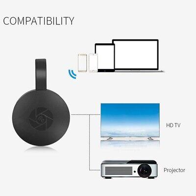 Newest 2nd Generation Chromecast 2 Digital HDMI Media Video Streamer F8T5 5