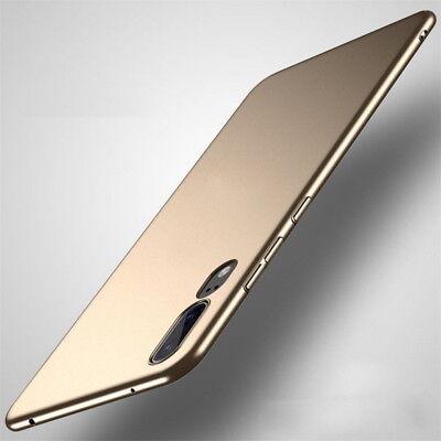 For Huawei P20 Lite Pro Plus P10 P9 Shockproof Matte Slim Hard Back Case Cover 3