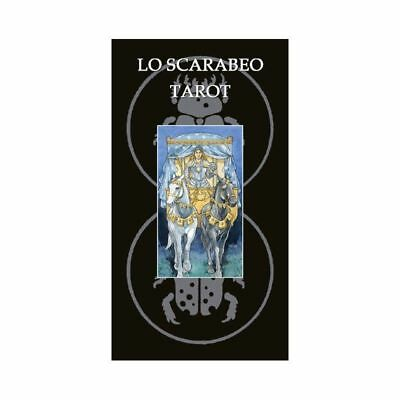 Lo Scarabeo Tarot Deck Cards Lazzarini Multilingual Esoteric Telling New 2