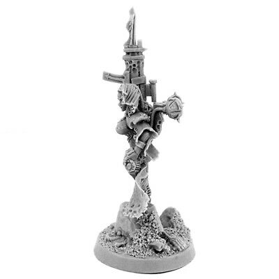 Wargame Exclusive Chaos Renegade Sister with Rifle