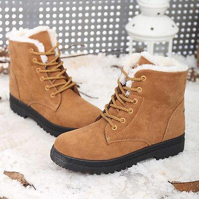 1421262ef1194e ... 11 Damen Winter Sneaker Boots Turnschuhe Stiefeletten Gefüttert  Winterschuhe 35-43 5