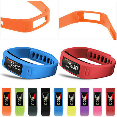 Replacement Wrist Band  Strap W/ Clasp Bracelet For Garmin Vivofit 1/2 Size S/L 4