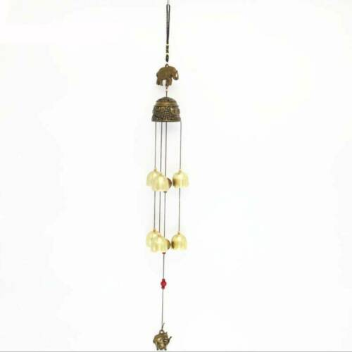 Outdoor Living Yard Wind Chimes Hanging Docor Garden Copper Windchimes 3 Be Q5S4