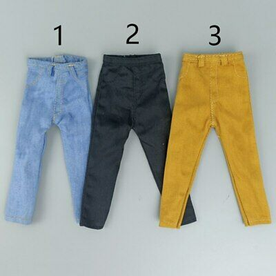 1/6 Boy Doll Clothes Hip Hop Handmade Pants For Ken Doll Trousers Casual Wear 2