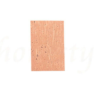 10pcs Professional Saxophone Clarinet Joint Pad Set Natural Neck Cork Sheet 5