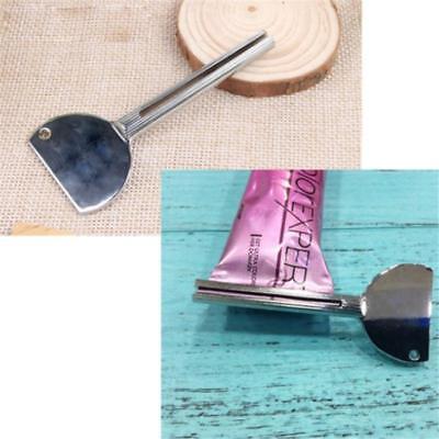 Tube Toothpaste Squeezer Keys, Metal Hair Dye Color Key Roller LH 5