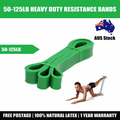 Strength Band Power Resistance Rubber Band Chin Up Pull Up Training Exercise Gym 6