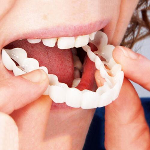 2Pc Silicone Protège Simulation Dent Dentisterie Blanchiment Dentaire Beauté Dur 6