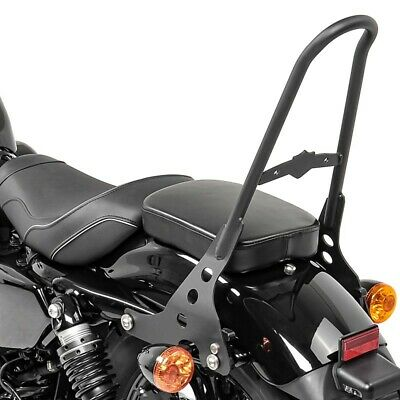 Sissy Bar per Harley Sportster 883// Custom//Iron//Low//Superlow//R Roadster