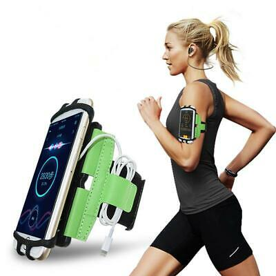 Sportarmband Neopren Running Armband Armtasche Handy Fintesstasche Armbinde