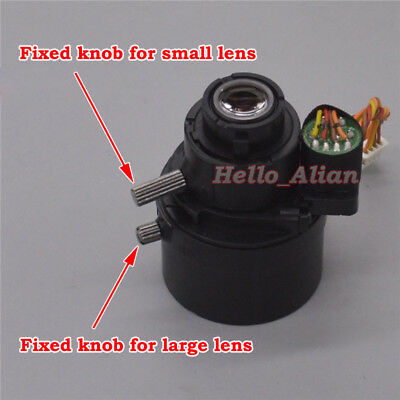 2-Phase 4-Wire Stepper Motor Camera Lens Viewfinder Camera Optical Lens Shutter 5