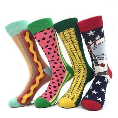 55 Styles Men Women Harajuku Food Animal Creative Sock Novelty Funny Socks Sox 3