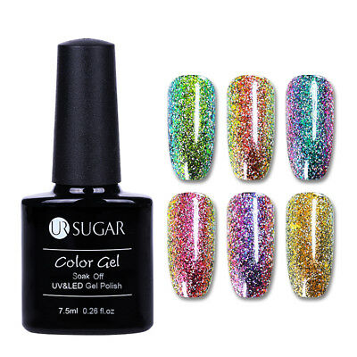 UR SUGAR Gel UV de Uñas Esmalte de Uñas Semipermanente Nail Art UV Gel Polish 4