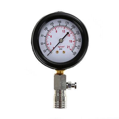 Benzin Motor Kompressionstester Messgerät Kompressionsprüfer Kompressionsmesser 6