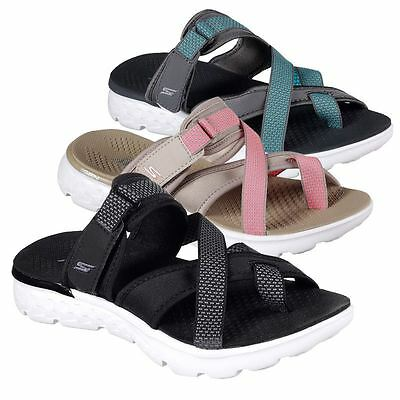 2f9bcc6ed626 ... Skechers Sandals Performance Womens On The GO 400 Discover Sandals 2