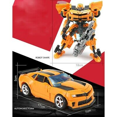 Transformers Optimus Prime Bumble Bee Classic Kids Action Figure Toy Xmas Gift 6