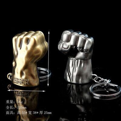Marvel Avengers Thor's Hammer Metal Keyring Keychain Key Chain Punk Thor Batman 12