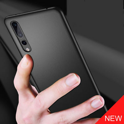For Huawei P20 Lite Pro Plus P10 P9 Shockproof Matte Slim Hard Back Case Cover 12